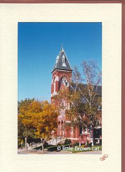 St. Augustine Church Notecard