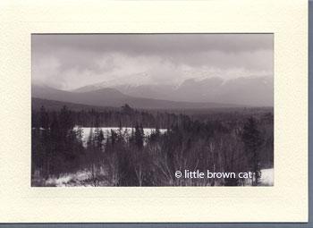 Storm Brewin' Notecard