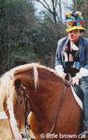 Horse Notecard H-91