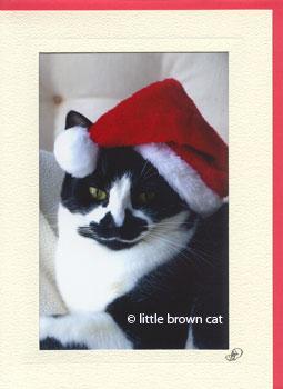 Santa Barnaby Notecard