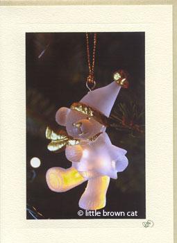 Frosty Bear Notecard